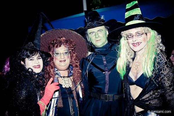 Halloween 2009, Miami Beach, Lincoln Rd