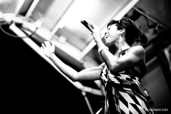 Nicole Henry, Jazz at MOCA, October 30, 2009