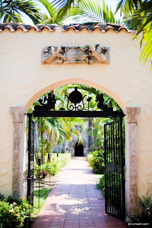 Spanish Monastery в Майами