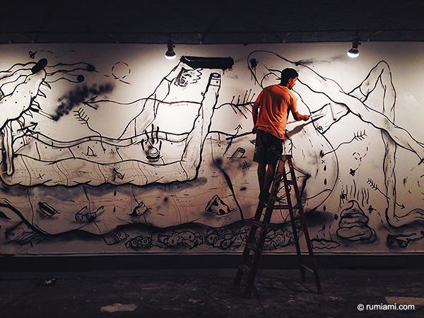 Miami Art Basel 2013