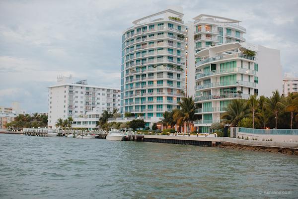 Морская прогулка по заливу Бискейн вокруг Майами