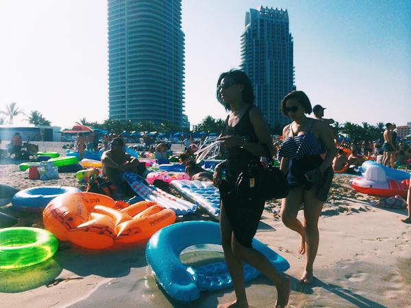 Floatopia в Майами