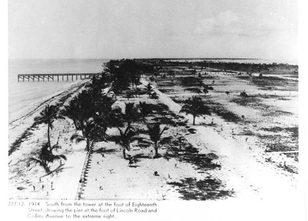 Miami Beach 100 Years Old
